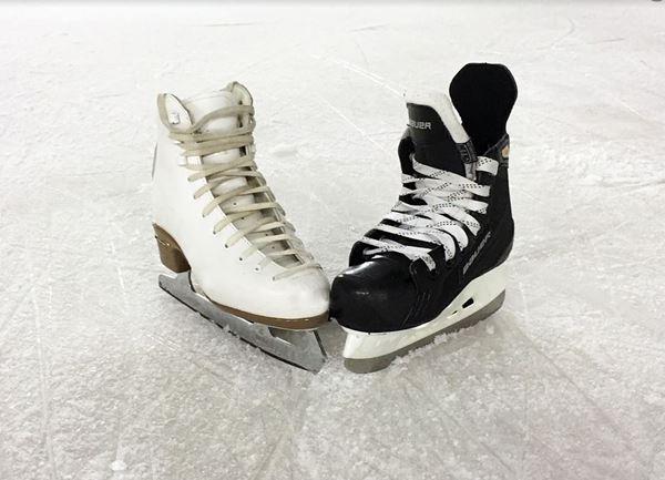 スケートくつ