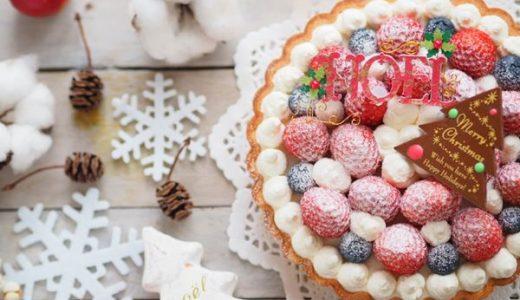 コンビニ限定クリスマススイーツ2018!予約なし当日買えるケーキは?