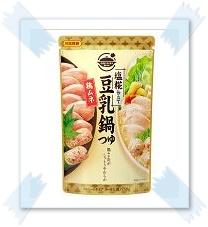 鶏ムネ豆乳鍋つゆ